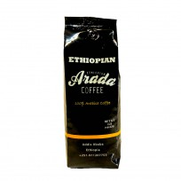 Ethiopian Arada Coffee Medium Roast Beans 454g zrnková káva