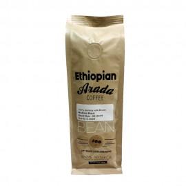 Ethiopian Arada Coffee City Roast Beans 200g zrnková káva